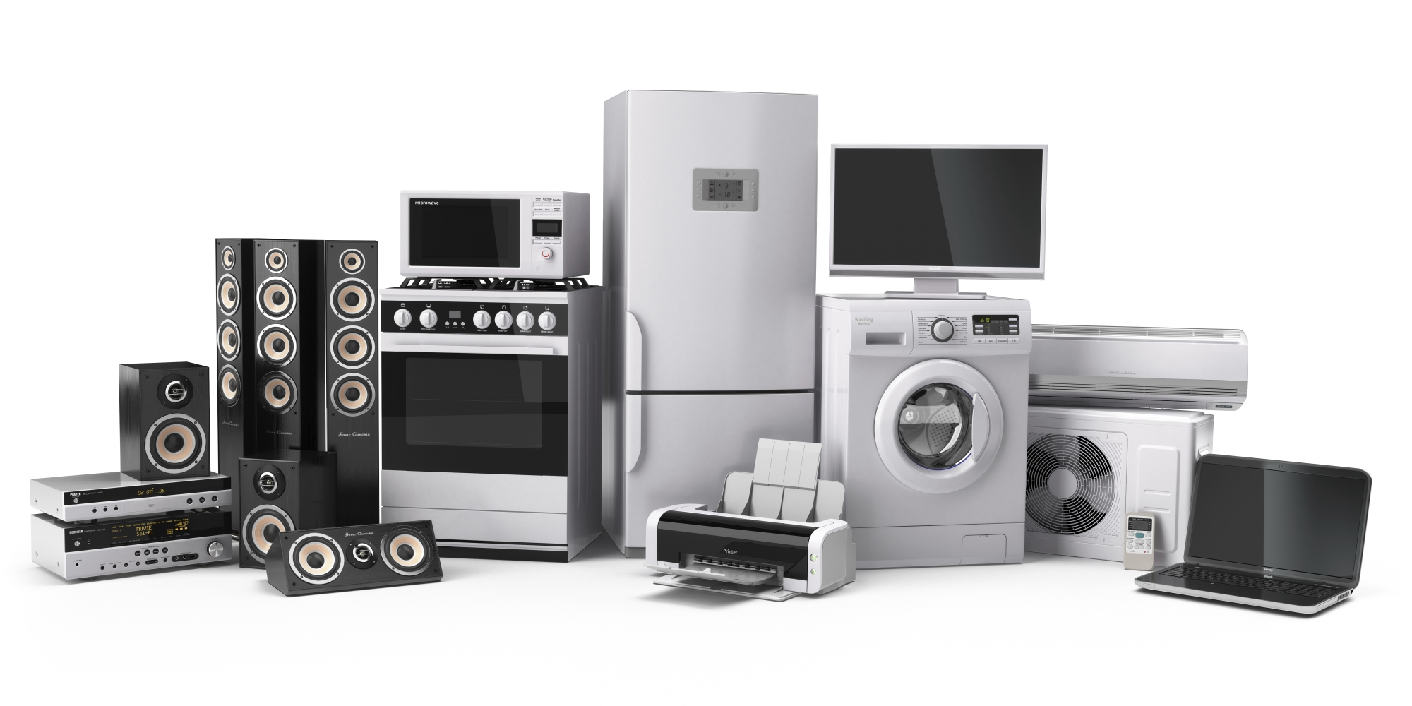 Who Invented the Washing Machine, And Other Home Appliances ...